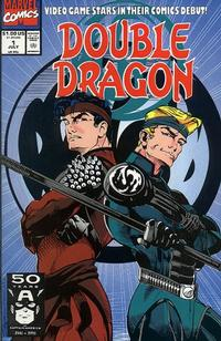 Cover Thumbnail for Double Dragon (Marvel, 1991 series) #1