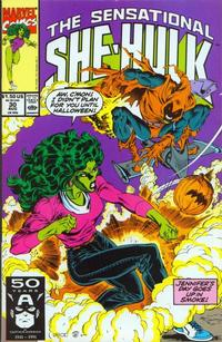 Cover Thumbnail for The Sensational She-Hulk (Marvel, 1989 series) #30