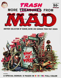 Cover Thumbnail for More Trash from MAD (EC, 1958 series) #1