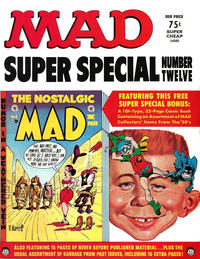 Cover Thumbnail for MAD Special [MAD Super Special] (EC, 1970 series) #12