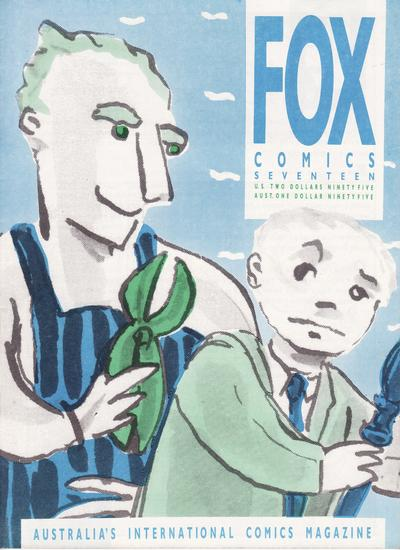 Cover for Fox Comics (Fox Comics, 1984 series) #17
