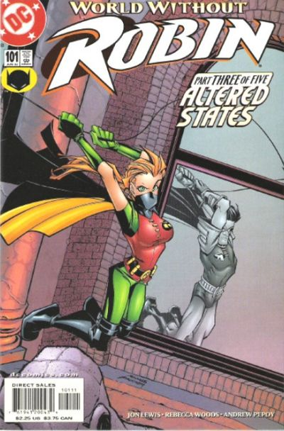 Cover for Robin (DC, 1993 series) #101
