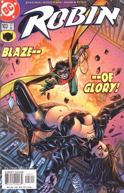 Cover for Robin (DC, 1993 series) #103