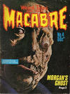 Cover for Weird Tales of the Macabre (Gredown, 1977 series) #4