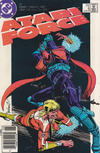 Cover for Atari Force (DC, 1984 series) #6 [Newsstand Edition]