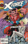 Cover for X-Force (Marvel, 1991 series) #42 [Regular Edition]