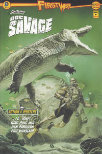 Cover Thumbnail for Firstwave - Doc Savage (Ankama, 2012 series) #3