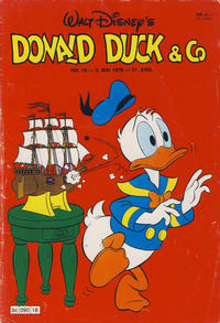 Cover Thumbnail for Donald Duck & Co (Hjemmet, 1948 series) #18/1978