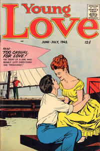 Cover Thumbnail for Young Love (Prize, 1960 series) #v6#1 [32]