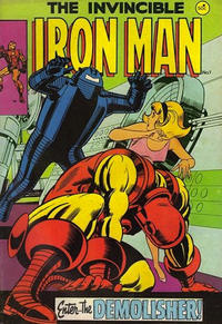 Cover Thumbnail for Iron Man (Yaffa / Page, 1978 ? series) #1