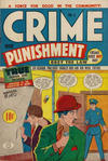 Cover for Crime and Punishment (Superior Publishers Limited, 1948 ? series) #9