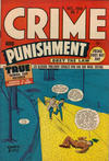 Cover for Crime and Punishment (Superior Publishers Limited, 1948 ? series) #7