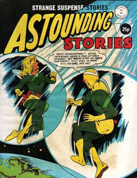 Cover Thumbnail for Astounding Stories (Alan Class, 1966 series) #161