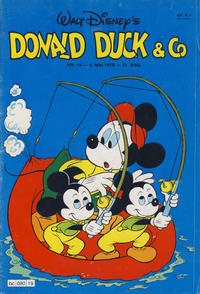 Cover Thumbnail for Donald Duck & Co (Hjemmet, 1948 series) #19/1978