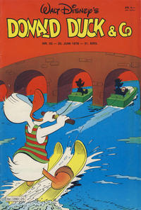 Cover Thumbnail for Donald Duck & Co (Hjemmet, 1948 series) #25/1978