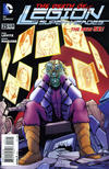 Cover for Legion of Super-Heroes (DC, 2011 series) #23