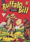 Cover for Buffalo Bill Cody (L. Miller & Son, 1957 series) #2