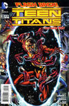 Cover for Teen Titans (DC, 2011 series) #23
