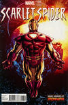 Cover for Scarlet Spider (Marvel, 2012 series) #16 [Many Armors of Iron Man]