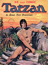 Cover for Tarzan Comic (Donald F. Peters, 1950 series) #v1#3