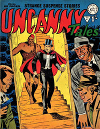Cover Thumbnail for Uncanny Tales (Alan Class, 1963 series) #52