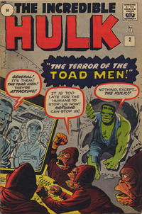 Cover Thumbnail for The Incredible Hulk (Marvel, 1962 series) #2 [UK edition]