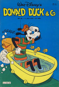 Cover Thumbnail for Donald Duck & Co (Hjemmet, 1948 series) #28/1978