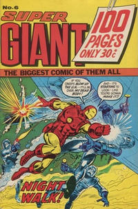 Cover Thumbnail for Super Giant (K. G. Murray, 1973 series) #6