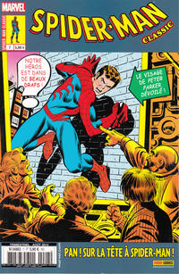 Cover Thumbnail for Spider-Man Classic (Panini France, 2012 series) #7