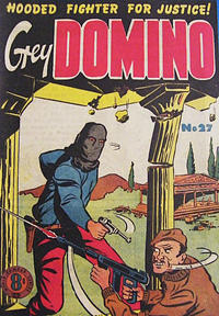 Cover Thumbnail for Grey Domino (Atlas, 1950 ? series) #27