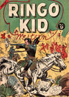 Cover for Ringo Kid (Horwitz, 1956 series) #7