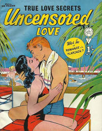Cover Thumbnail for Uncensored Love (Alan Class, 1965 series) #1
