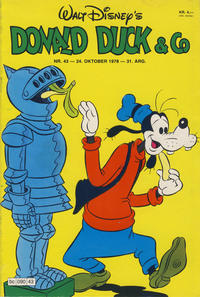 Cover Thumbnail for Donald Duck & Co (Hjemmet, 1948 series) #43/1978