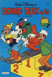 Cover Thumbnail for Donald Duck & Co (Hjemmet, 1948 series) #5/1979