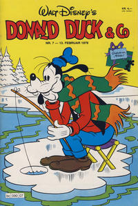 Cover Thumbnail for Donald Duck & Co (Hjemmet, 1948 series) #7/1979