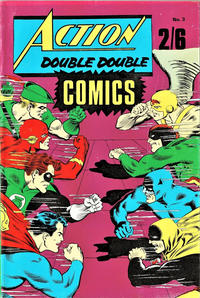 Cover Thumbnail for Action Double Double Comics (Thorpe & Porter, 1967 series) #3