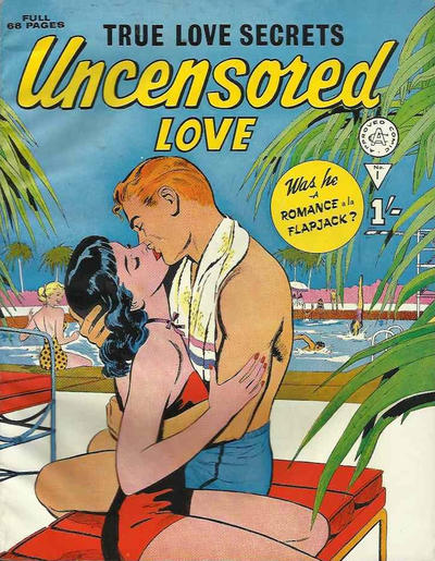 Cover for Uncensored Love (Alan Class, 1965 series) #1