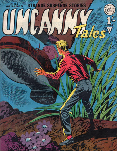 Cover for Uncanny Tales (Alan Class, 1963 series) #1