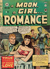 Cover for A Moon, a Girl...Romance (Superior Publishers Limited, 1949 series) #10