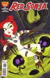 Cover Thumbnail for Red Sonja (2013 series) #3 [Exclusive Subscription Cover]