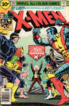 Cover for The X-Men (Marvel, 1963 series) #100 [British Price Variant]
