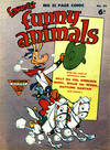 Cover for Funny Animals (L. Miller & Son, 1951 series) #50