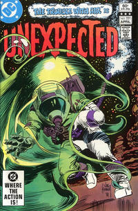 Cover Thumbnail for The Unexpected (DC, 1968 series) #221 [Direct Sales]