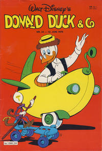 Cover Thumbnail for Donald Duck & Co (Hjemmet, 1948 series) #24/1979