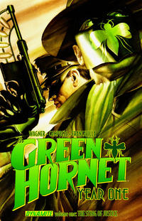 Cover Thumbnail for Green Hornet: Year One (Dynamite Entertainment, 2010 series) #1 - The Sting of Justice