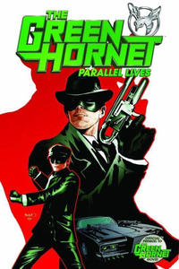 Cover Thumbnail for Green Hornet: Parallel Lives (Dynamite Entertainment, 2010 series) #[nn]