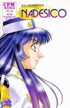 Cover for Nadesico (Central Park Media, 1999 series) #8