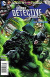 Cover for Detective Comics (DC, 2011 series) #16 [Newsstand Edition]