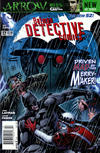 Cover for Detective Comics (DC, 2011 series) #17 [Newsstand Edition]