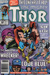 Cover for Thor (Marvel, 1966 series) #426 [Newsstand Edition]